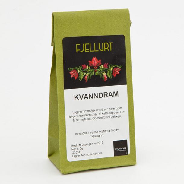 Kvanndram